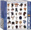 פאזל 500 חלקים -כלבלבים