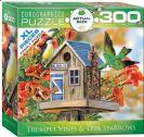 פאזל 300 חלקים - בית ציפורים