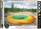 פאזל 1000 חלקים -שעת בוקר ביילוסטון פארק - EUROGRAPHICS  6000-5471