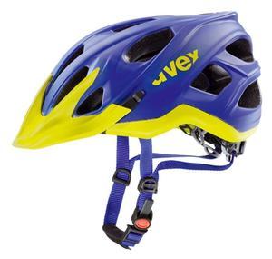 קסדת שטח - Uvex STIVO cc כחול/צהוב