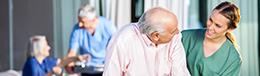 טיפול אישי לקשיש