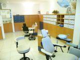 חדר טיפולים מרכזי בחלל פתוח