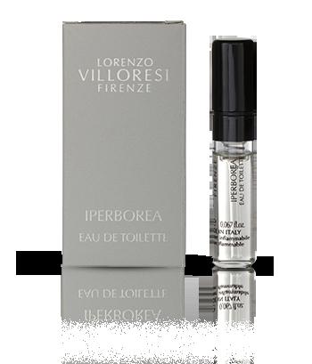 Iperborea - Minivapo2ml - דוגמית בושם לאישה