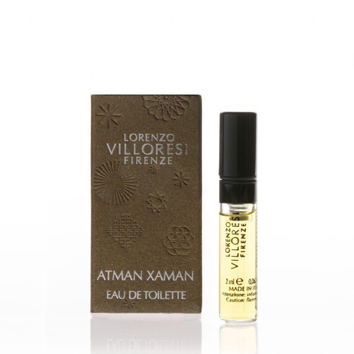 Atman Xaman - Minivapo 2ml - דוגמית בושם לגבר
