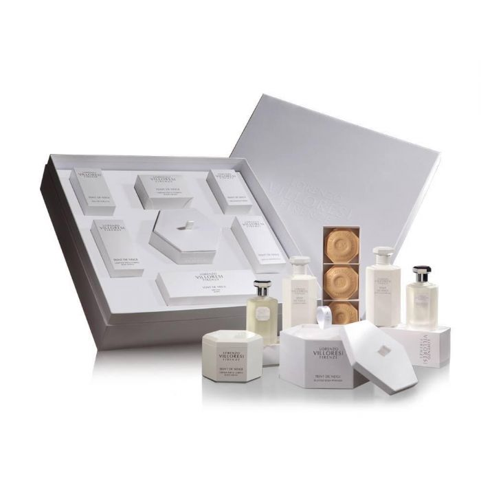 Teint De Neige - Luxury Set 12 Products - סט יוקרתי לאישה 12 מוצרים