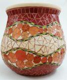 כד לאמא -פסיפס קרמיקה ---מתנה--- Ceramic mosaic Ǿ 28x29