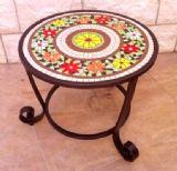 שרה - שולחן פרחים