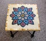 פסיפס אבן ---אוסף אישי----   Stone mosaic - 52x52