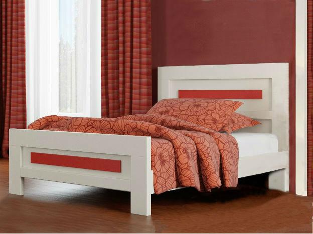 מיטת ילדים ונוער MDF מאיה