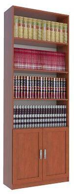 כוננית ספרים 2 דלתות תמר סנדוויץ