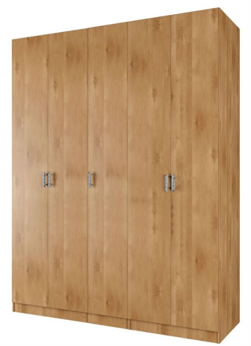 ארון חמש דלתות בייסיק
