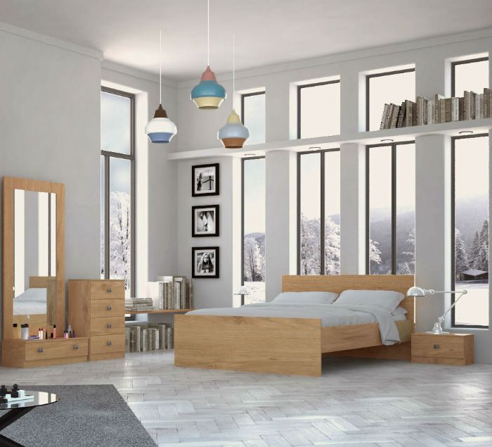 חדר שינה סיטי
