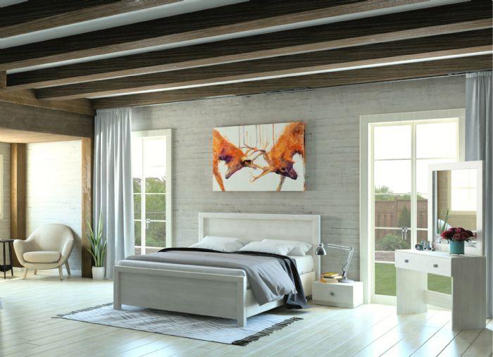 חדר שינה סמר בגוון וונגה ממלאי