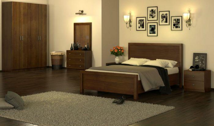 חדר שינה אוליבר עם ארון