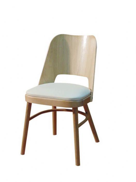 כיסא מרופד לפינת אוכל דביר
