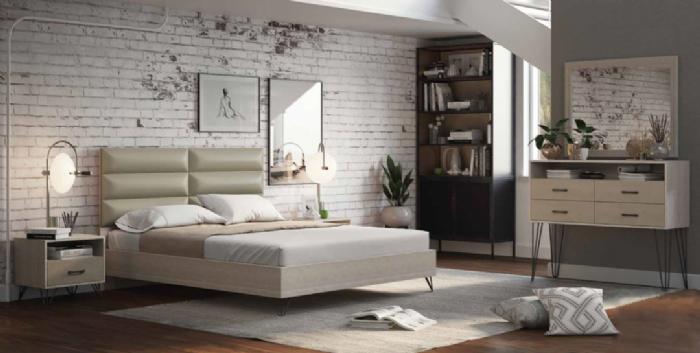 חדר שינהה אלכסה בגוון 2014 שילוב שמנת ממלאי