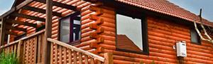בית מעץ ארז