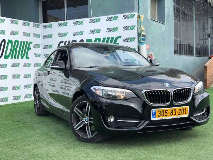 BMW 220i Coupe Sport 2.0TT