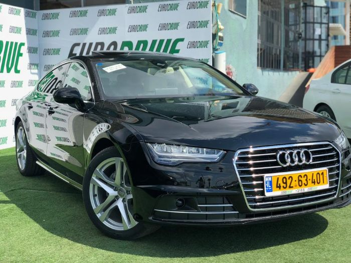 AUDI A7 1.8TFSI Limited package