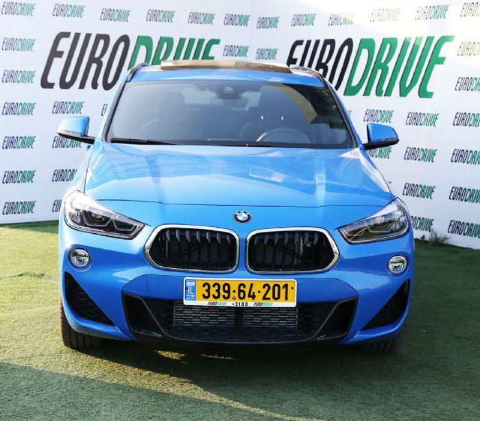 BMW X2 20I M-Pack