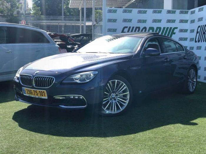 BMW 640I Luxury 3.0TT