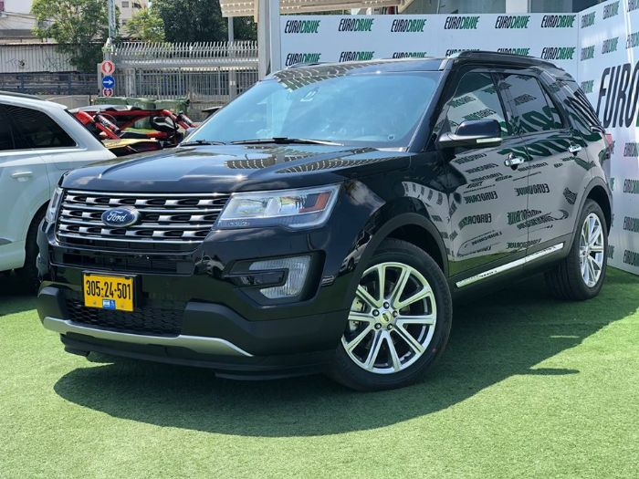 Ford Explorer Limit Edition 3.5