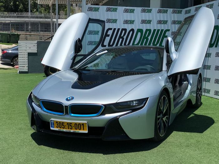 BMW I8 Coupe Turbo edrive