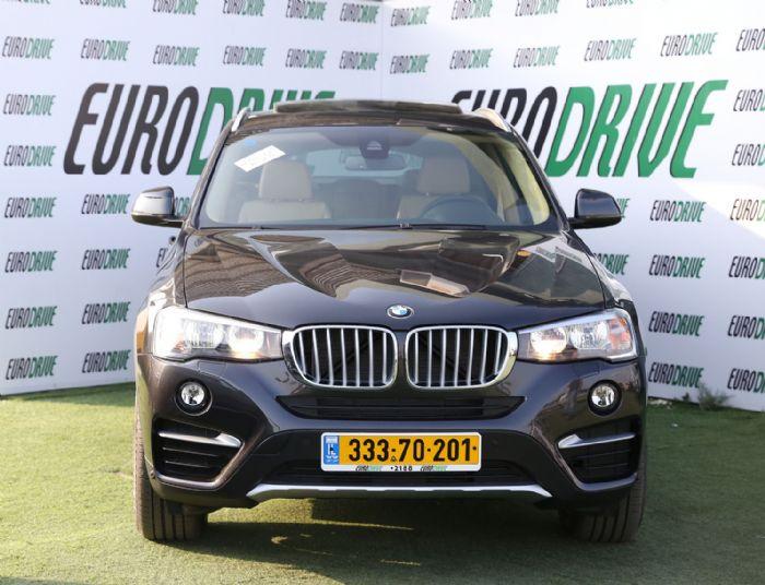 BMW X4 20I SPORT