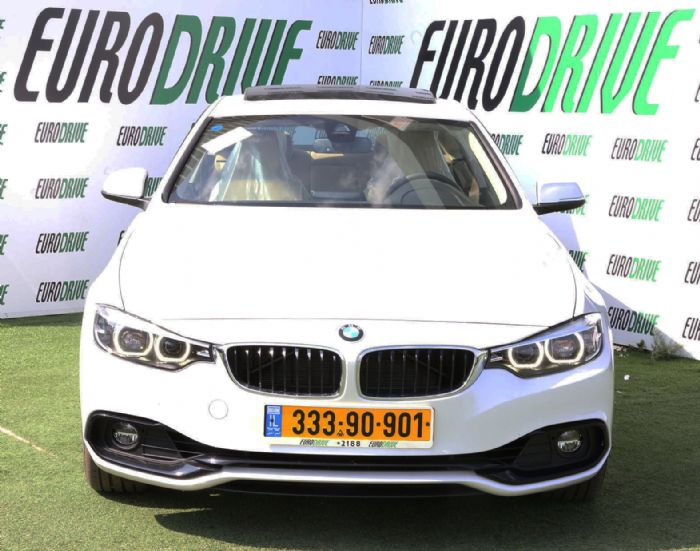 BMW 420I COUPE LUXURY