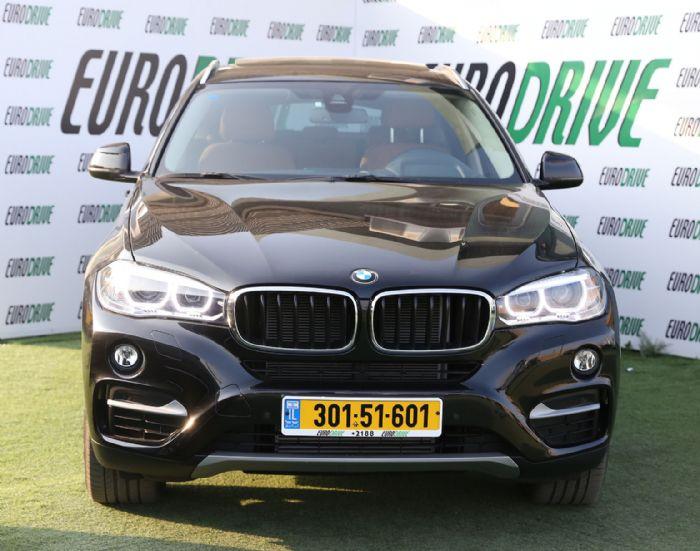 BMW X6 XDRIVE30D SPORT