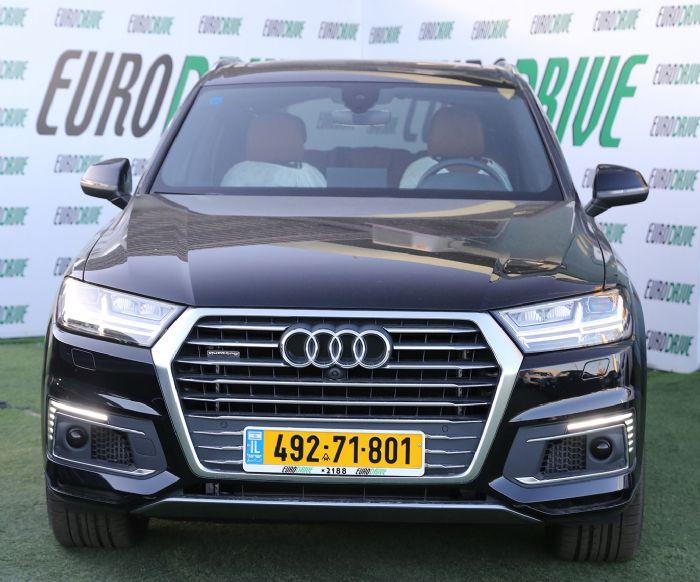 Audi Q7 E-tron Premium