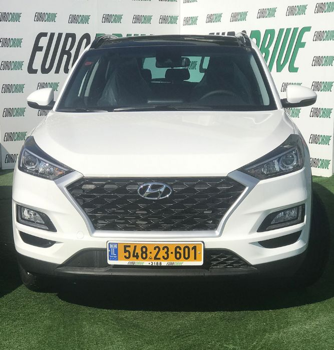 Hyundai Tucson Panoramic