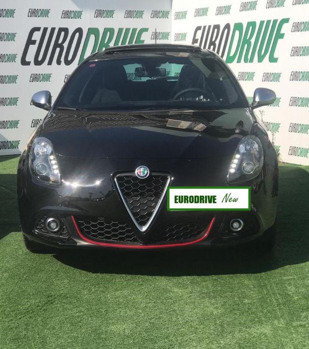Giulietta Sport החדשה