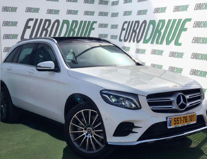 Mercedes GLC250 AMG Plus