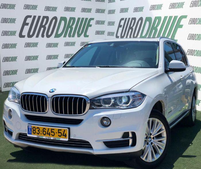 BMW X5 Luxury 30D