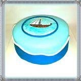 עוגה לגבר שאוהב לשוט