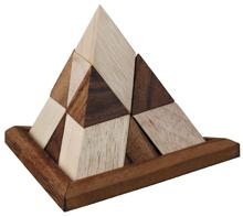 פרמידת משולשים