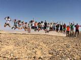 קבוצת של עמיתי DILLER בטיול בנגב