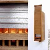 1991 plywood, wooden handle, round wooden poles, nails, aluminum, 17x73X20cm.
