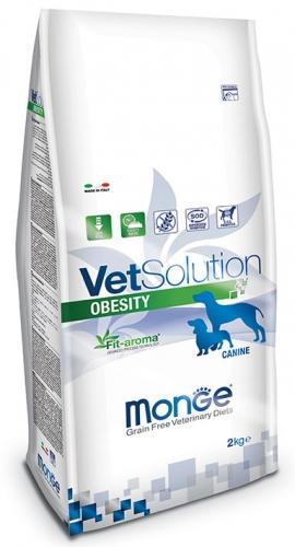 """Monge- מונג' רפואי לכלבים הסובלים מהשמנת יתר- 12 ק""""ג"""