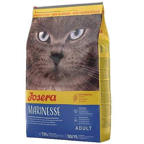 ג'וסרה מארינס סלמון לחתול רגיש 10 קג