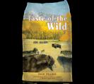 "Taste of the wild- טייסט אוף דה ווילד כל הגזעים- ביזון וצבי 13 ק""ג"