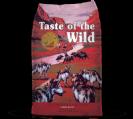 "Taste of the wild- טייסט אוף דה ווילד כל הגזעים- חזיר בר 12.2  ק""ג"