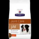 """Hill's- הילס אוכל רפואי j/d לכלבים עם בעיות פרקים-12 ק""""ג"""