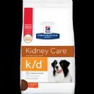 """Hill's- הילס אוכל רפואי k\d לכלבים עם בעיות כליות-12 ק""""ג"""