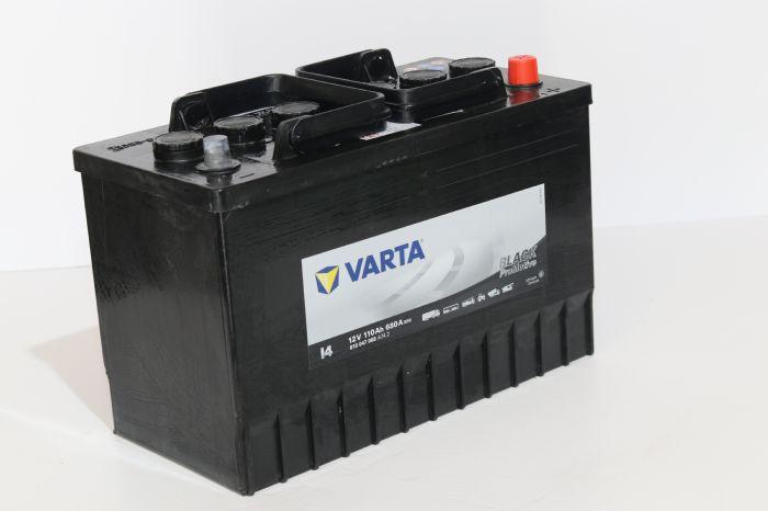 מצבר למשאית 125 אמפר VARTA-SUN