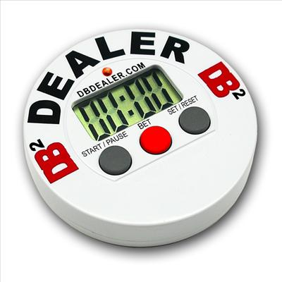כפתור דילר עם טיימר דיגיטלי