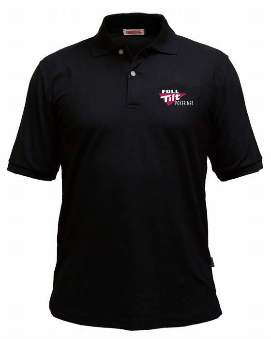 חולצת פוקר פולו Full Tilt Poker קלאסית