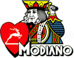 קלפי Modiano איטליה
