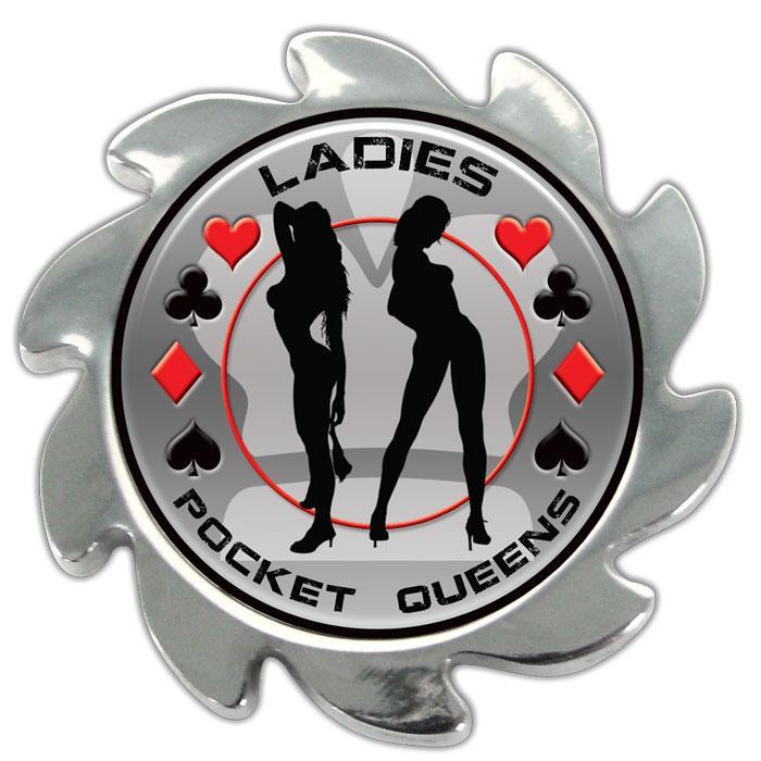 מגן קלפים ספינר Ladies